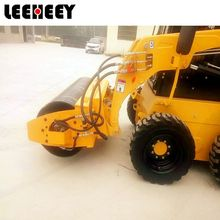 Competitive Price Promotion Personalized Skid Steer Loader Vibratory Roller
