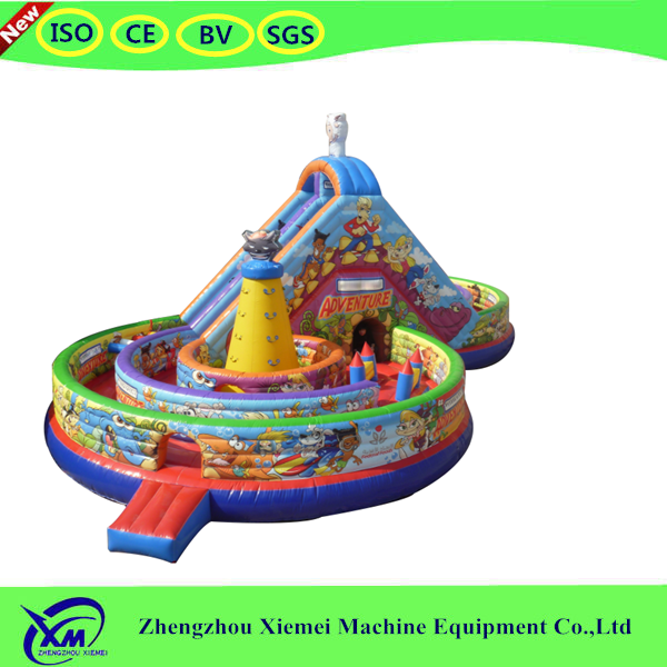 Inflatable jumping inflatable bounce inflatable human foosball