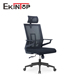 2018 white china modern fabric ceo net back recliner arms office plastic chair