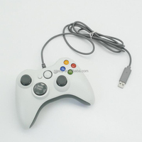 Wired Game Controller Gamepad Joypad Slim Accessory for PC Computer