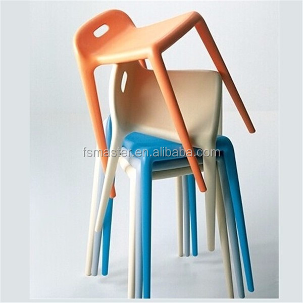 plastic stool PP durable Yuyu stool chair