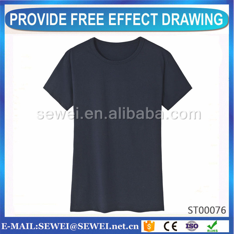 colorful customized t-shirt size s m l xl xxl With Discount