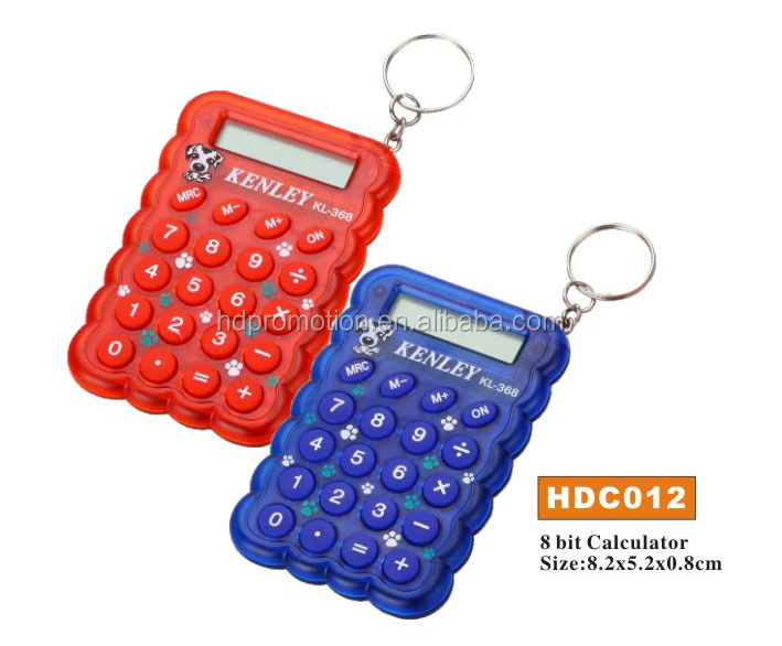 Promotion inflatable calculator