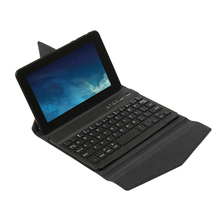 detachable abs wireless bluetooth tablet smartphone keyboard case
