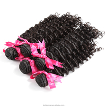 2017 Deep Wave New Style fashion very reasonable AAAA origin unprocessed brazilian hair