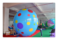PVC Giant Advertising Balloon Inflatable Balloon Inflated Cold Air Balloon