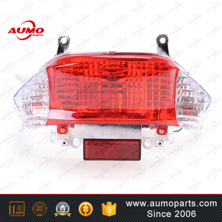 New version tail lamp for BT49QT-9 scooter rear light parts for chinese scooters