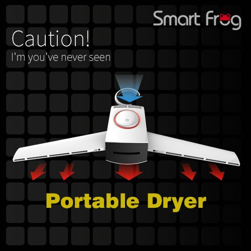 <strong>C10</strong> Smartfrog 2015 hot <strong>sale</strong> travel clothes dryer that folds clothes