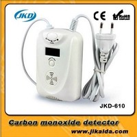Household Carbon Monoxide And Flammable Gas