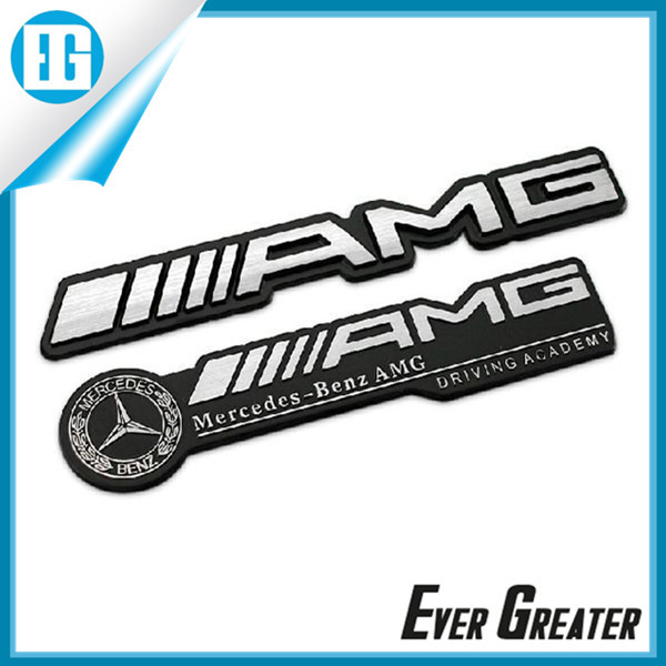 new style ABS chrome motorcycle emblem