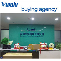Shenzhen Professional Sourcing Agent 1%-3% Commission Service Agent