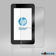 China manufacturer!!! Perfect anti-scratch matte screen protector for HP Slate 7