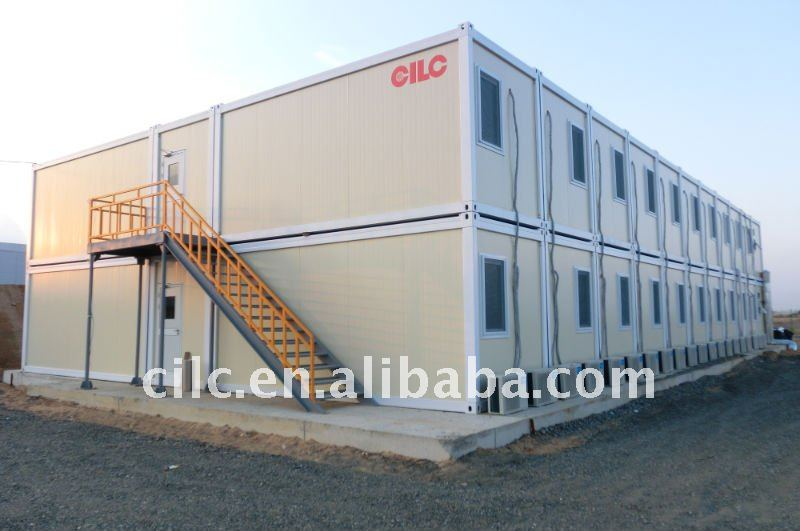 China cilc living container house