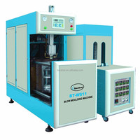 18.9L Plastic Bottle Blow Molding machine / 5 Gallon Blowing Mould Machinery