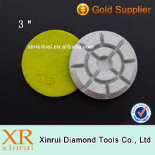 Top 10 Hot Sales polishing pad resin bond pads to mexico