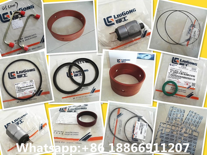 34C0030 Oil Seal for Liuzhou CLG856 Wheel loader Spare Parts 34C0030 Oil Seal for sale