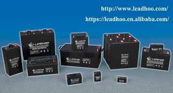 ISO, CE, ROHS approved 12V 200AH Lead Acid Backup Power UPS Battery