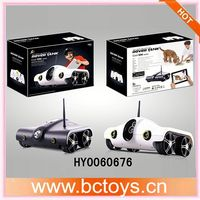 iphone/ipad control spy rc tank with wifi video camera car backup camera for toyota corolla HY0060676