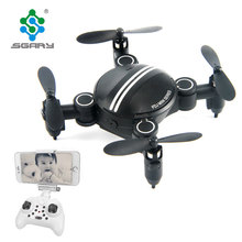 Newest Mini RC Selfie foldable Quadcopter Drone with Altitude Hold Mode
