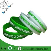 Factory personalized rubber wristbands machine for silicone bracelts