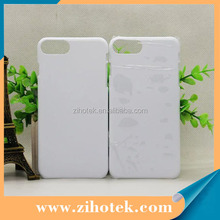 Hot selling 3D phone case sublimation heat transfer printing for iPhone 7 Plus