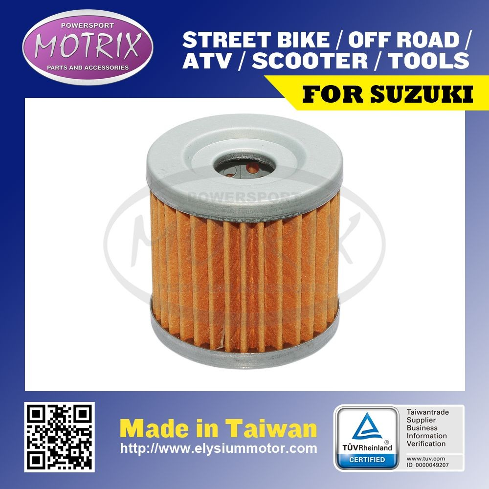 MOTOCROSS OFF ROAD OIL FILTER FOR SUZUKI DR-400