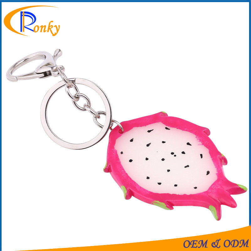 Charming wholesale promotional items for 2016 simulated custom keychain key organizer