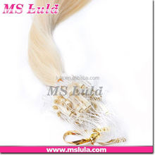 natural color can be colored wholesale custom fifted clip in human hair extensions brown blonde mix