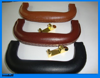 High Quality Leather Handle For Wine Box, Wooden Box Handle From China