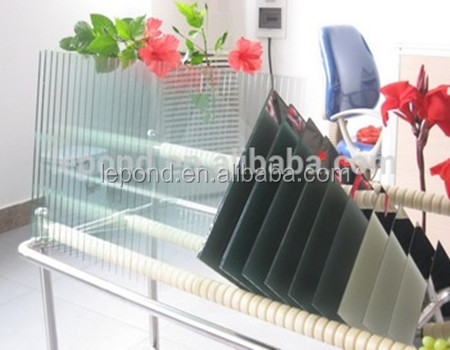 fto conductive glass for laboratory use/transparent display fto glass