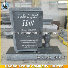 High Quality American Design Granite Headstone Tomb