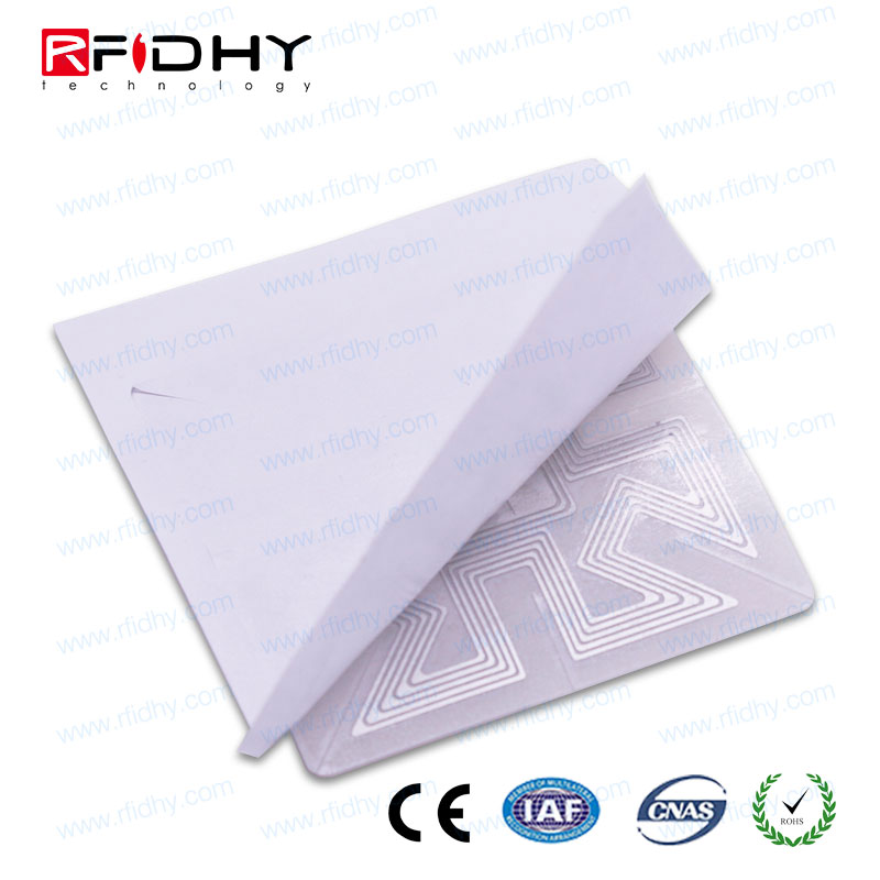 Parking and Access Control RFID Car Windshield Sticker