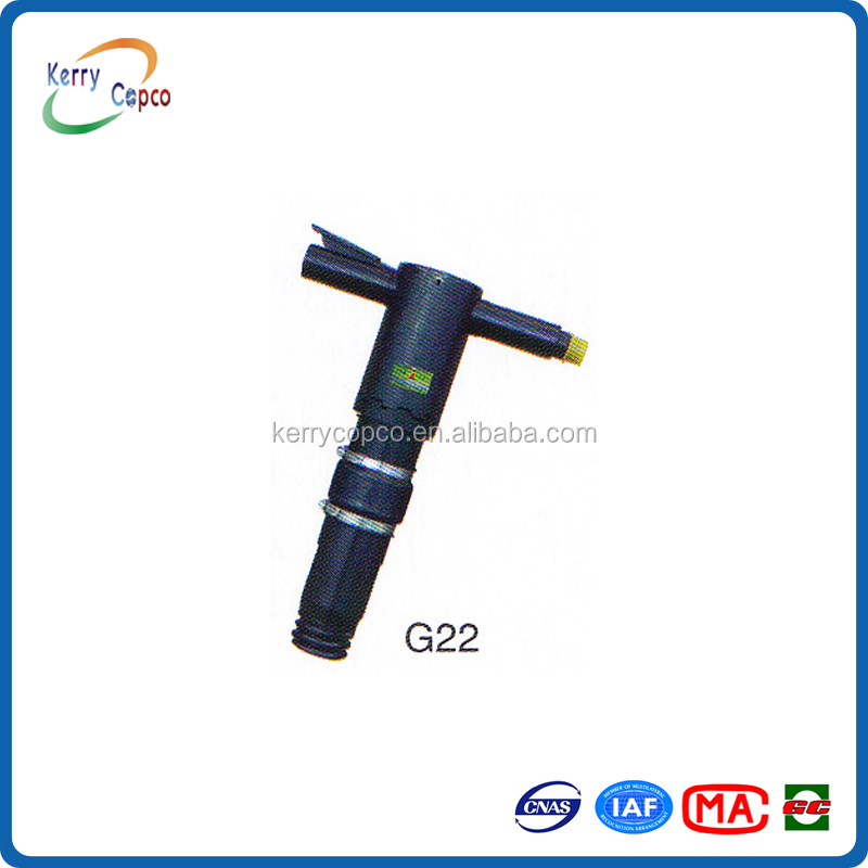 G22 high quality and efficient pneumatic pick hammer for mining
