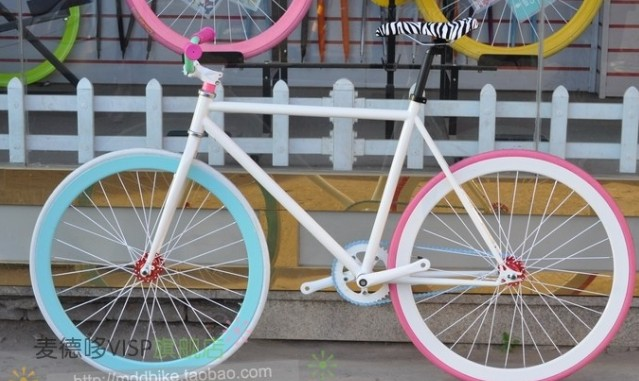 Nexus 3speed bikes 700C women fixed gear bike with alloy 6061 frame 700*45C fixed gear bikes with bamboo fender and grips