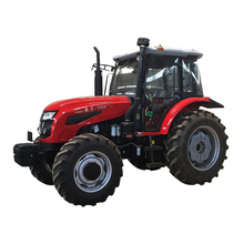 LUTONG popular small 40HP 2WD farm tractor with CE LT400