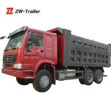 Dump Truck Capacity Heavy Duty Manual Transmission Tipper Vehicle
