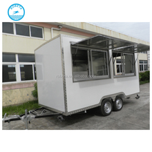 Food Vending Concession Trailers For Sale/ coffee carts coffee van