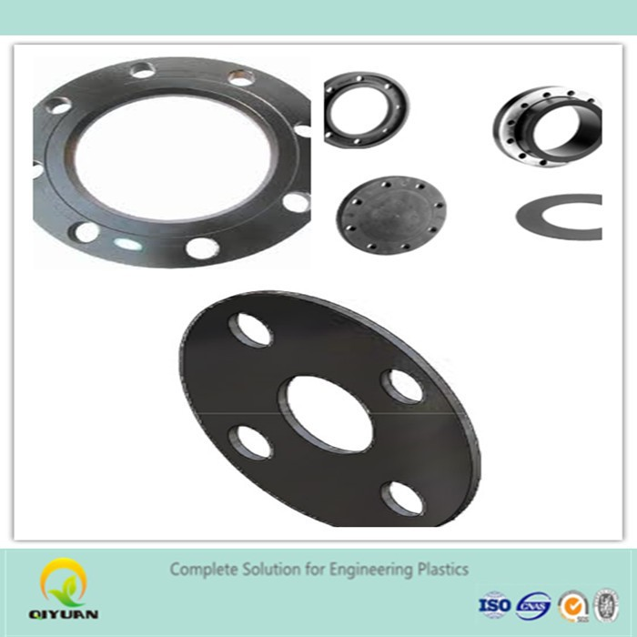 Different shapes and colors of uhmwpe machined spare parts