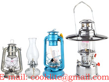 Kerosene Lantern and Kerosene Lamp Collections