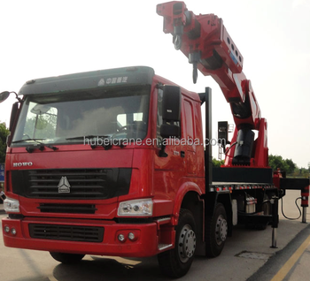 SQ2400ZB6 construction machine, construction used truck crane 120ton