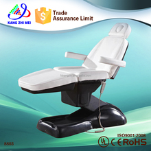 2014 water bed massage table/white massage table bed&electric hydraulic massage table (KZM-8803)