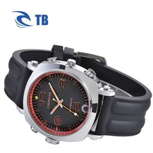 TianboTech android mobile phone control leather strap hand watch with camera
