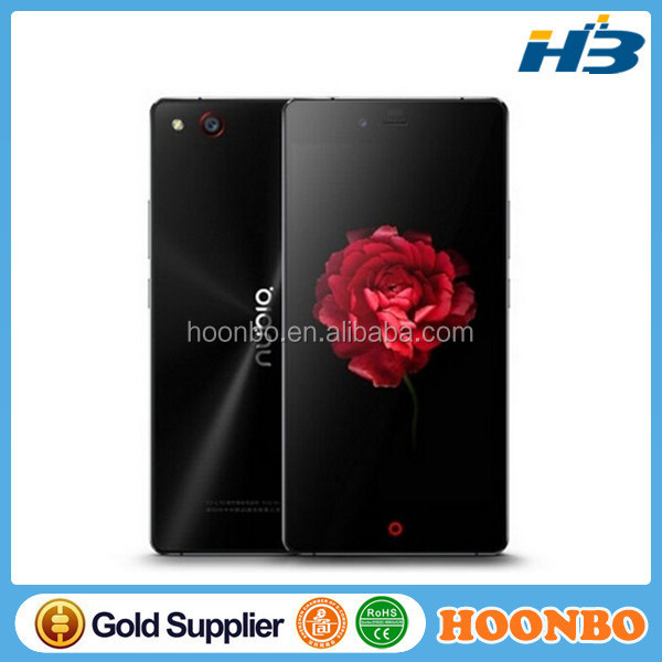 "New ZTE Nubia Z9 Max Mobile Phone 4G LTE Android 5.0 Lollipop MSM8939 Octa Core 5.5"" FHD 1920X1080 3GB RAM 32GB ROM 16.MP"