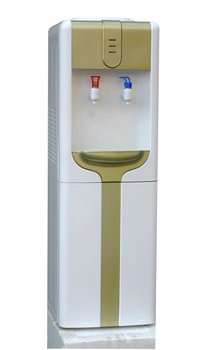 compressor standing hot and cold water dispenser/water cooler