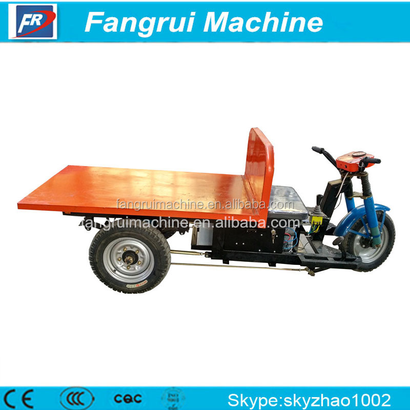 best price open body flatbed electric cargo tricycle