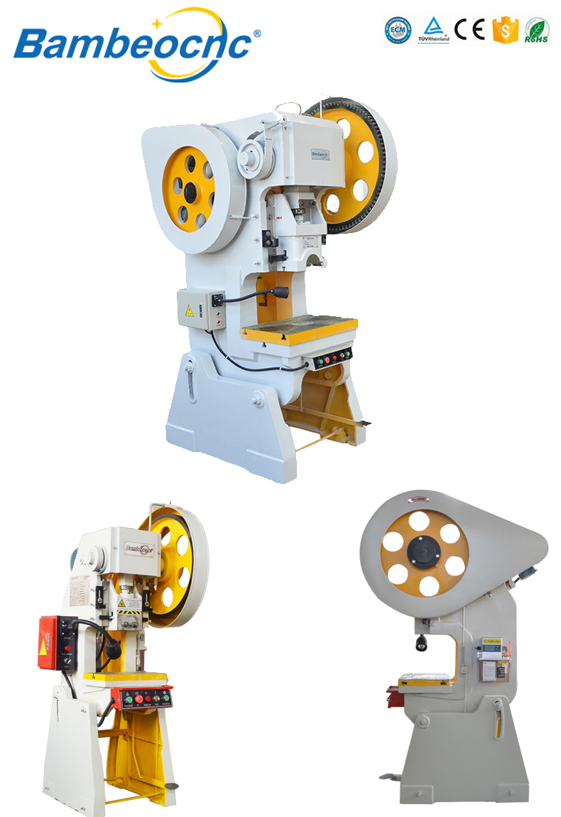 high speed small mechanical power press style 6.3 10 20 25 40 60 80 100 160 ton machine of manufactuer for sale