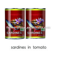 portugal sardines in can with N.W125G D.W 90G sardines best price for portugal sardines in tomato sauce