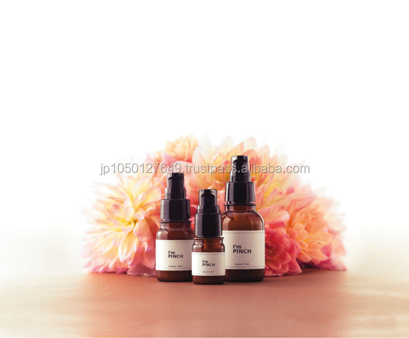 anti-wrinkle serum, Japanese beauty moistening serum from soybean and ricebran with high quality