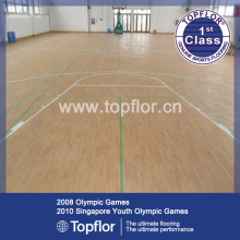 Used Wood Basketball Floors for Sale/Indoor Sports Flooring