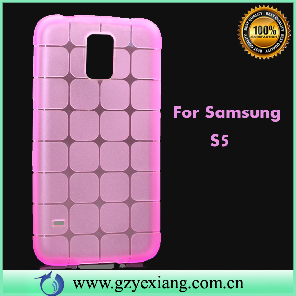 High Quality Newest Case For Samsung Galaxy S5 Soft Protective TPU